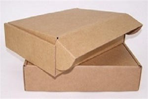 Unprinted Apparel Boxes